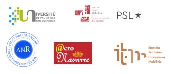 Logos des partenaires associés à l'ouvrage Actes royaux et princiers à l'ère du numérique (Moyen Âge - Temps modernes)