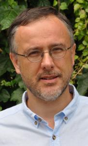 Portrait d'Olivier Poncet