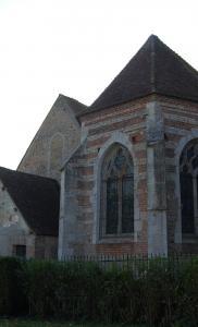 Chapelle d'Illiers