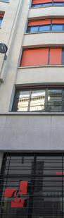 Façade de l'École des chartes, au 65, rue de Richelieu