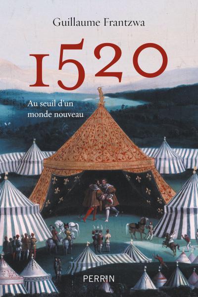 Couverture de 1520. Au seuil d'un monde nouveau