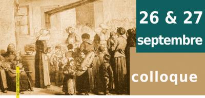 Gustave Janet (1829-1898), Distributions aux Fourneaux du Prince Impérial, Faubourg Saint-Antoine, dessin paru dans Le Journal Illustré n° 234 du 20 au 27 décembre 1868