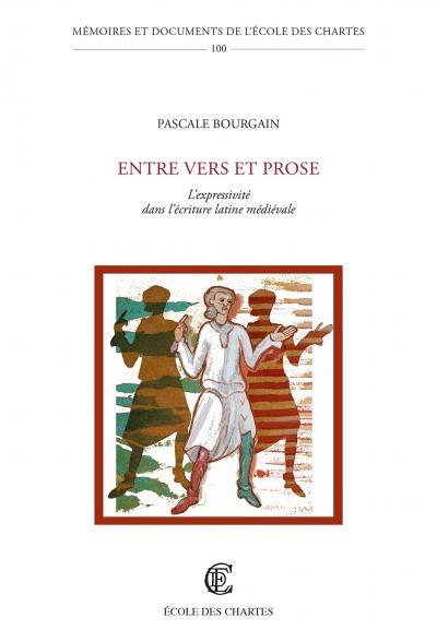 Couverture de «Entre vers et prose»