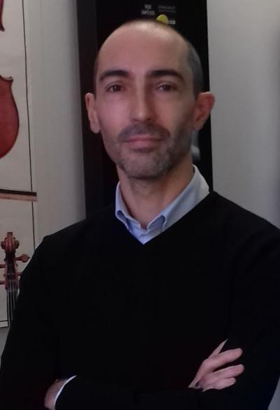 Portrait de Sébastien Gaudelus