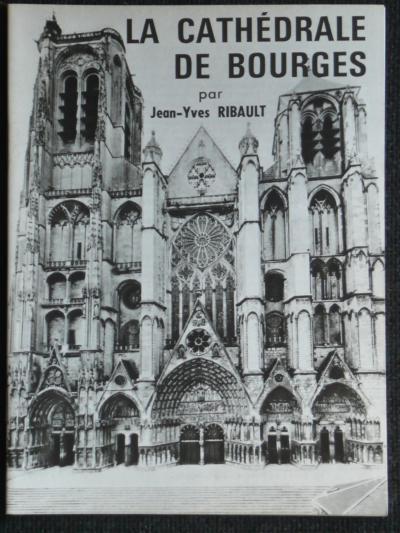 Couverture de La Cathédrale de Bourges