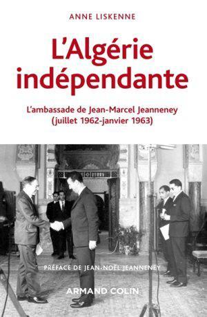 Couverture de L'Algérie indépendante