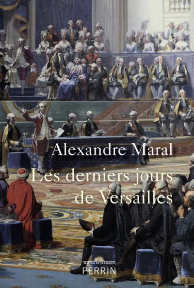 Couverture de l'ouvrage Les derniers jours de Versailles