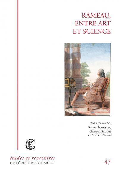 Couverture de Jean-Philippe Rameau, entre art et science