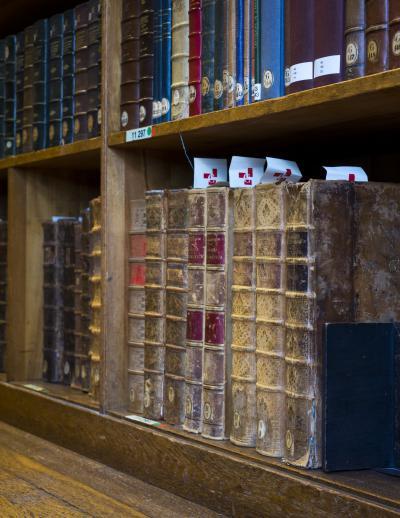 Les collections de la biblitohèque