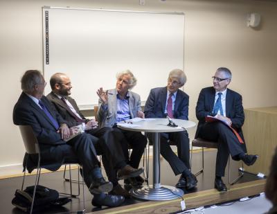 Table ronde «L'École nationale des chartes au xxie siècle»