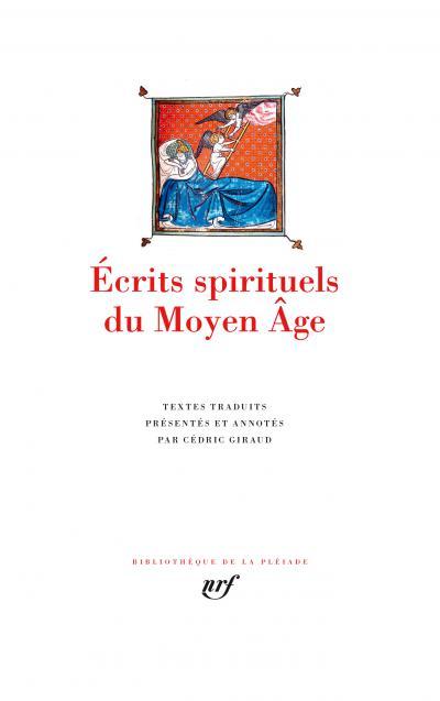 Couverture de l'ouvrage Écrits spirituels du Moyen Âge