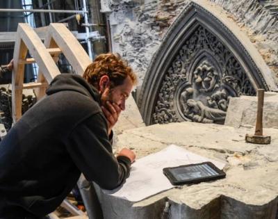 Colloque «Le chantier cathédral en Europe: diffusion et sauvegarde des savoirs, savoir-faire et matériaux du Moyen Âge à nos jours»