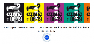 Appel à communication pour le colloque «Le cinéma en France de 1908 à 1919»