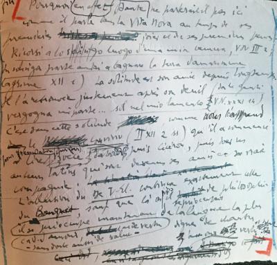 Archives nationales, Fonds André Pézard, 691AP/42
