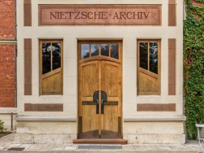 Archives de Nietzsche à Weimar