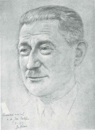 Portrait de Jean Babelon