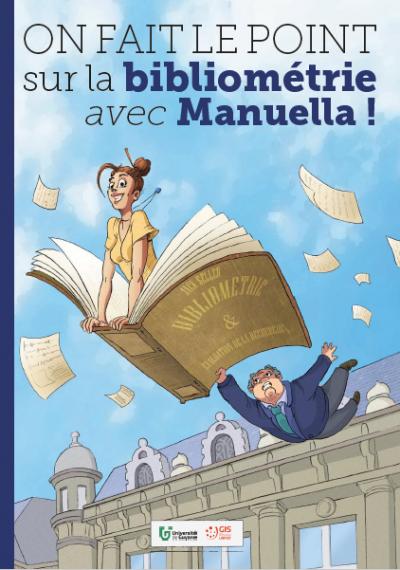 Mise En Ligne D Une Bande Dessinee Pedagogique Sur La Bibliometrie En Collaboration Avec L Urfist Ecole Nationale Des Chartes