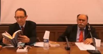 Jacques Chiffoleau et Matei Cazacu