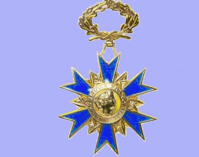 Médaille de commandeur de l'ordre national du Mérite