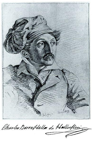 Carl Haller von Hallerstein (1774-1817)
