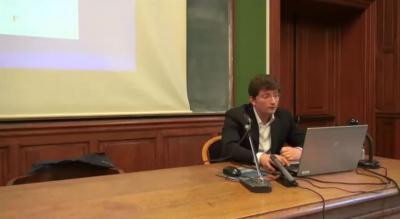 Conférence de Giovanni Palumbo sur Paul Meyer
