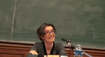Conférence d'Isabella Lazzarini sur la diplomatie italienne du Moyen Âge