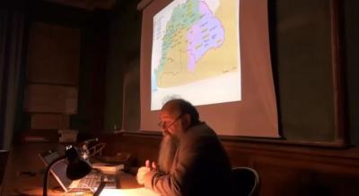 Conférence István Monok sur les cours aristocratiques en Hongrie