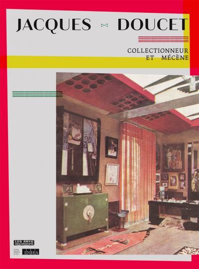 Couverture de Jacques Doucet collectionneur et mécène