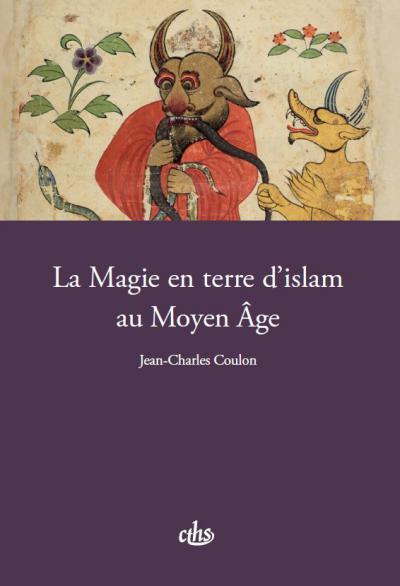 Couverture de La Magie en terre d'Islam au Moyen Âge