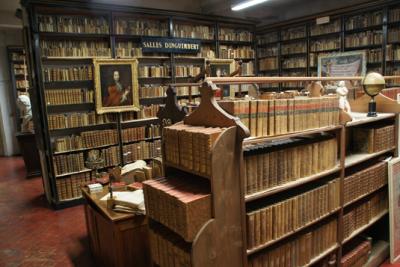 Bibliothèque-musée l'Inguimbertine