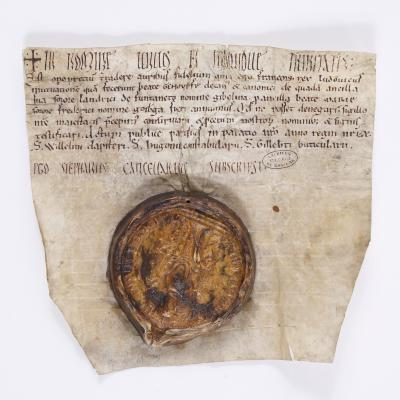 Archives nationales, Musée, AE II, n° 132 (K 21c, n° 134)
