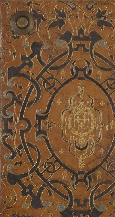 Édition en grec du Nouveau Testament par Robert I Estienne (1550), imprimée avec les «Grecs du roi» gravés par Claude Garamond