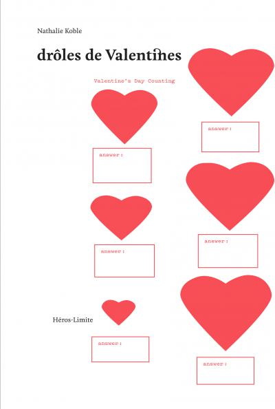 Couverture de drôles de Valentines