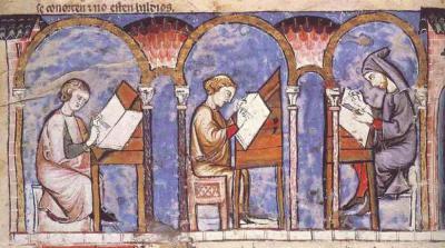 École d'été: «Le livre médiéval au regard des méthodes quantitatives»