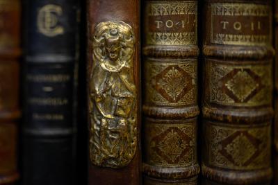 Ouvrages précieux de la bibliothèque