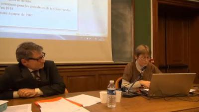 Éric Anceau et Agnès D'Angio-Barros