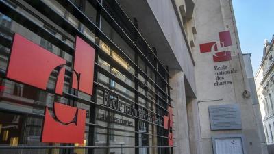 L'École nationale des chartes au 65, rue de Richelieu