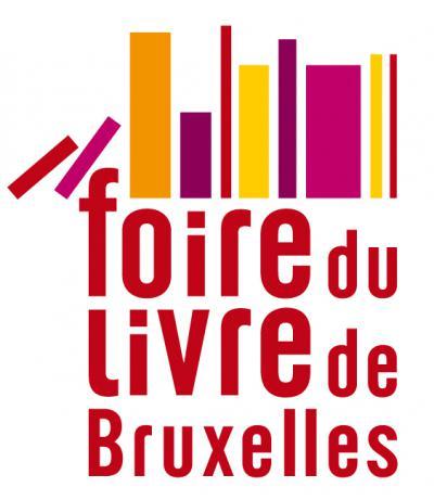 Logo de la Foire du livre de Bruxelles