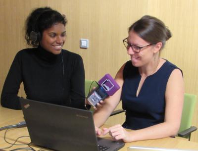 Reportage de Céline Loozen, journaliste à France Culture, pour l'émission La Méthode scientifique, avec Camille Desenclos