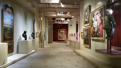 Exposition Chantilly - Grand Condé