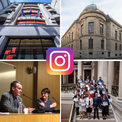 Compte Instagram de l'École