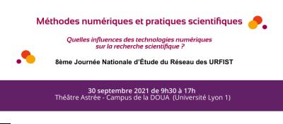Quelles influences des technologies numériques sur la recherche scientifique?