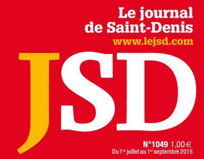 Le journal de Saint-Denis, juillet-septembre 2015