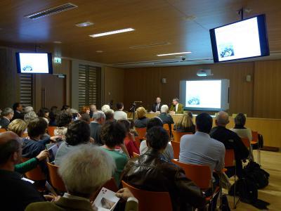 Cours inaugural d'archéologie de Nathan Schlanger