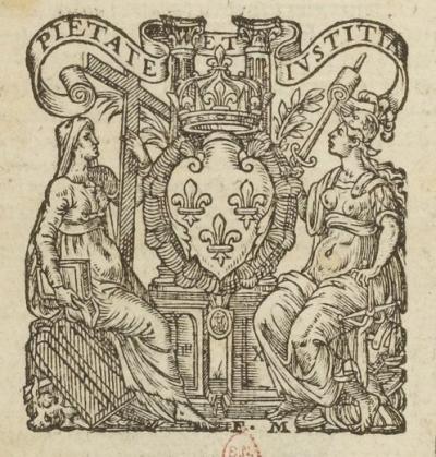 La Biographie et prosopographie des roys de France, Du Verdier, gallica.bnf.fr