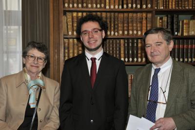Le Prix Auguste Molinier 2014