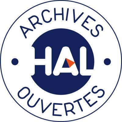 Logo archives ouvertes Hal