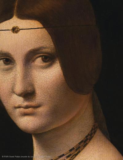Léonard de Vinci, Portrait de femme