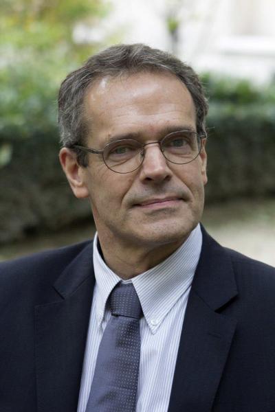 Portrait de Marc Mézard