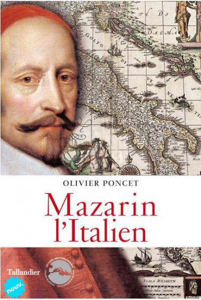 Couverture de l'ouvrage Mazarin l'Italien